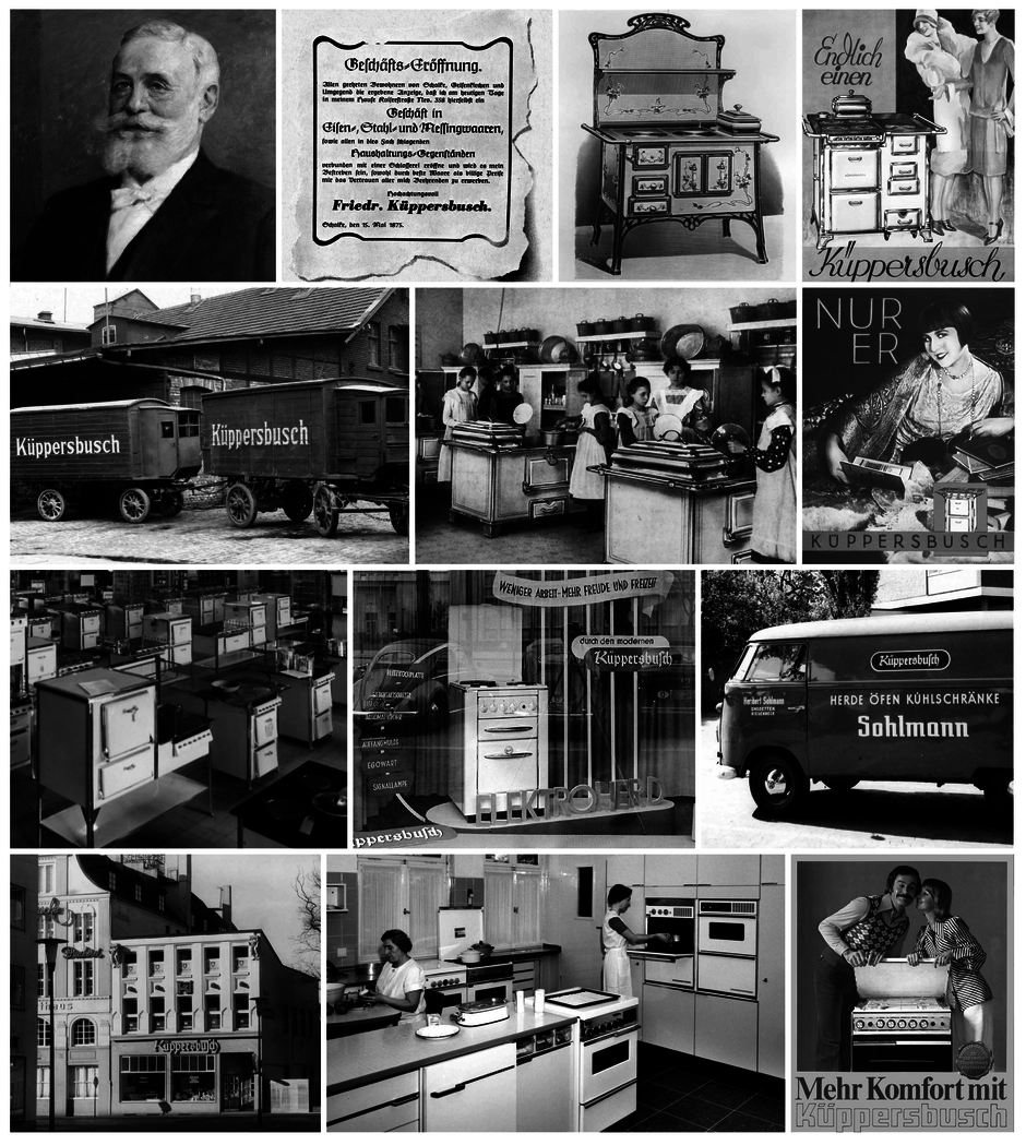 Unternehmensgeschichte Küppersbusch