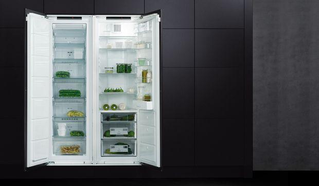 Einbau-Kühl- und Gefrierschränke