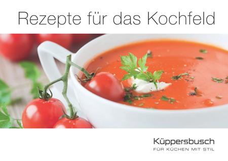 """""""Rezepte für Kochfelder"""" herunterladen"""