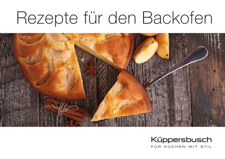 """""""Rezepte für den Backofen"""" herunterladen"""