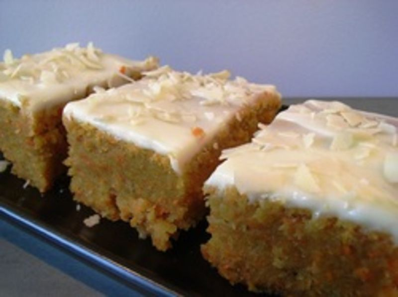 Mohrenkuchen Mit Frischkase Glasur