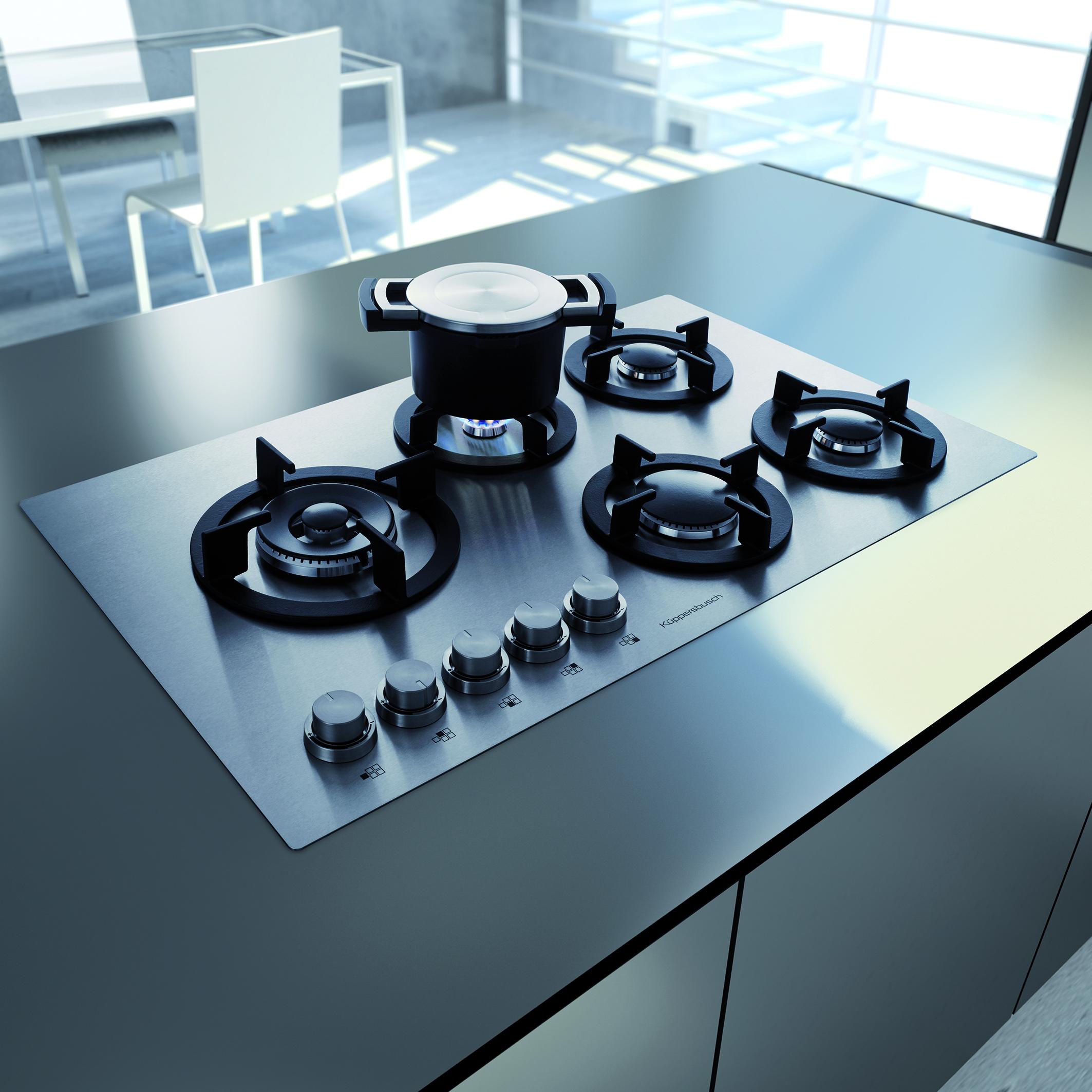 kochfelder m ssen nicht schwarz sein k ppersbusch bietet. Black Bedroom Furniture Sets. Home Design Ideas