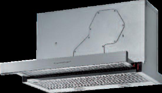 Flachschirmhauben: dunstabzugshaube edip 6550.0 │ küppersbusch